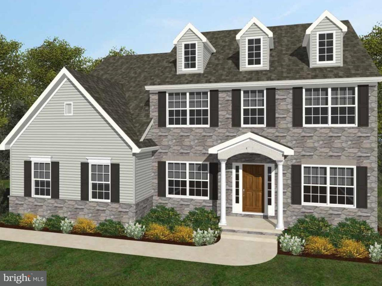 Частный односемейный дом для того Продажа на MIDDLECREEK Drive Oley, Пенсильвания 19547 Соединенные Штаты