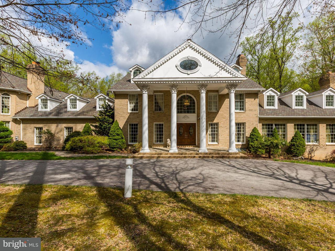 独户住宅 为 销售 在 2304 Tufton Ridge Road 2304 Tufton Ridge Road Reisterstown, 马里兰州 21136 美国