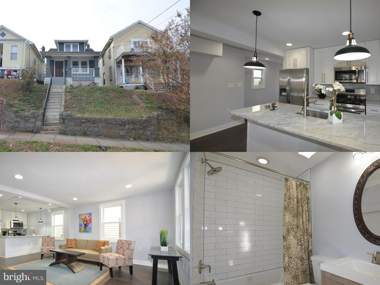 Single Family Home for Sale at 1517 25TH ST SE 1517 25TH ST SE Washington, District Of Columbia 20020 United States