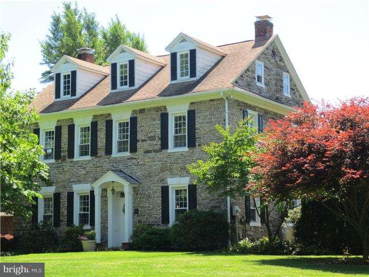 Maison unifamiliale pour l Vente à 56 GROFF Road Bernville, Pennsylvanie 19506 États-Unis