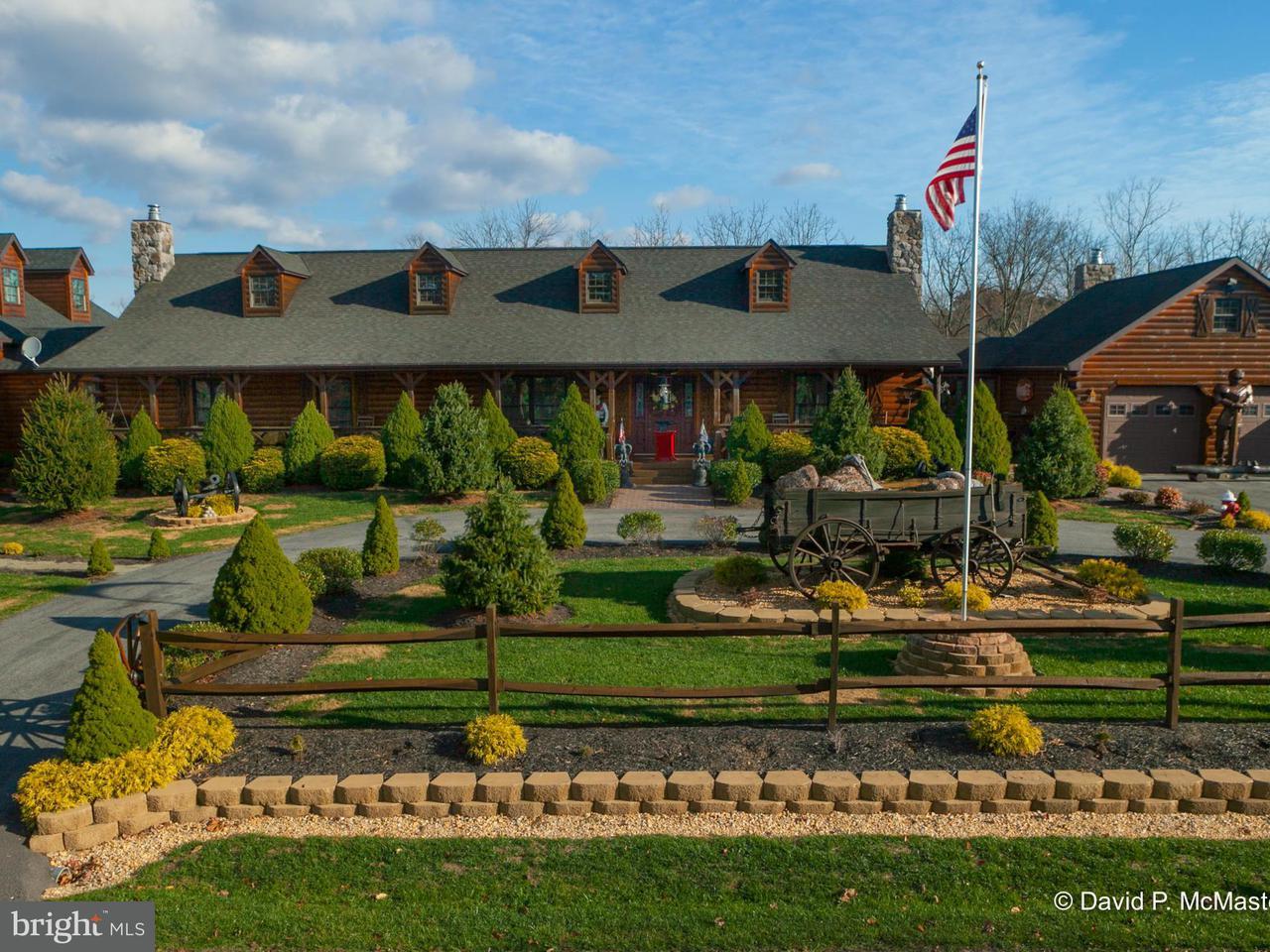 独户住宅 为 销售 在 47 Sweetbriar Road 47 Sweetbriar Road Martinsburg, 西弗吉尼亚州 25405 美国