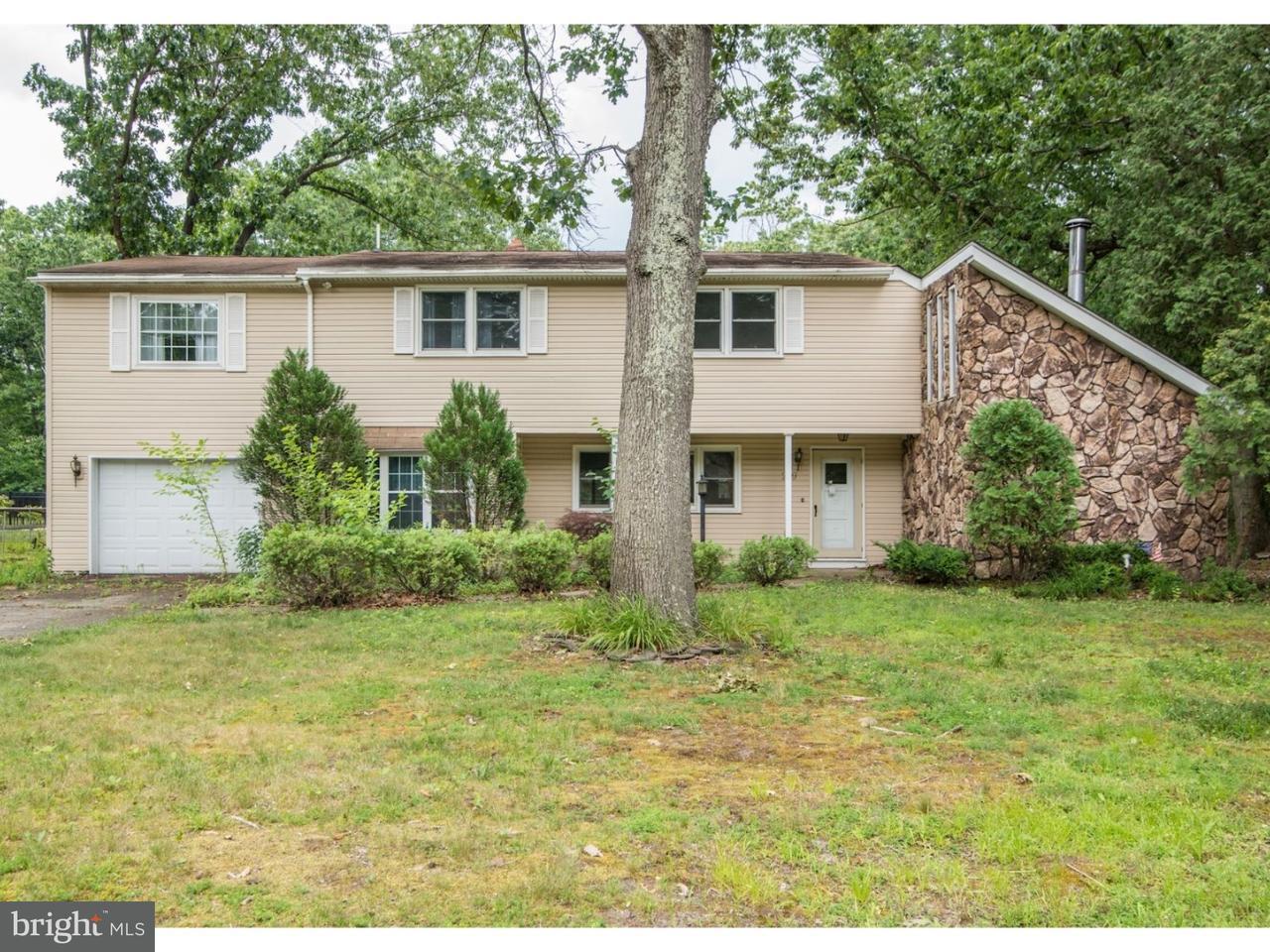Maison unifamiliale pour l Vente à 209 BASS Road Marlton, New Jersey 08053 États-Unis