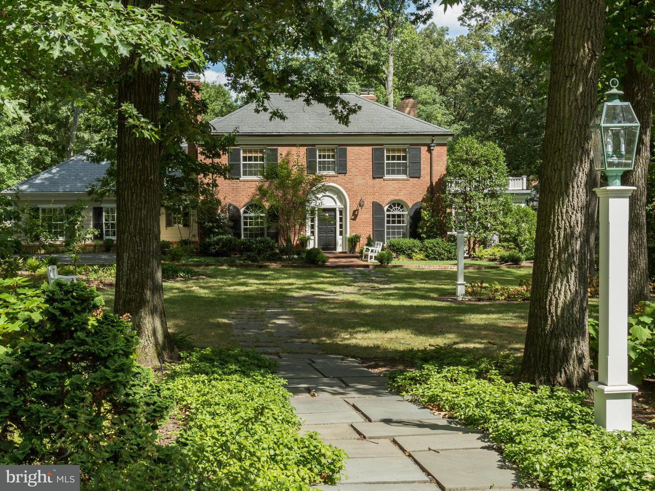 Single Family Home for Sale at 909 Vicar Lane 909 Vicar Lane Alexandria, Virginia 22302 United States