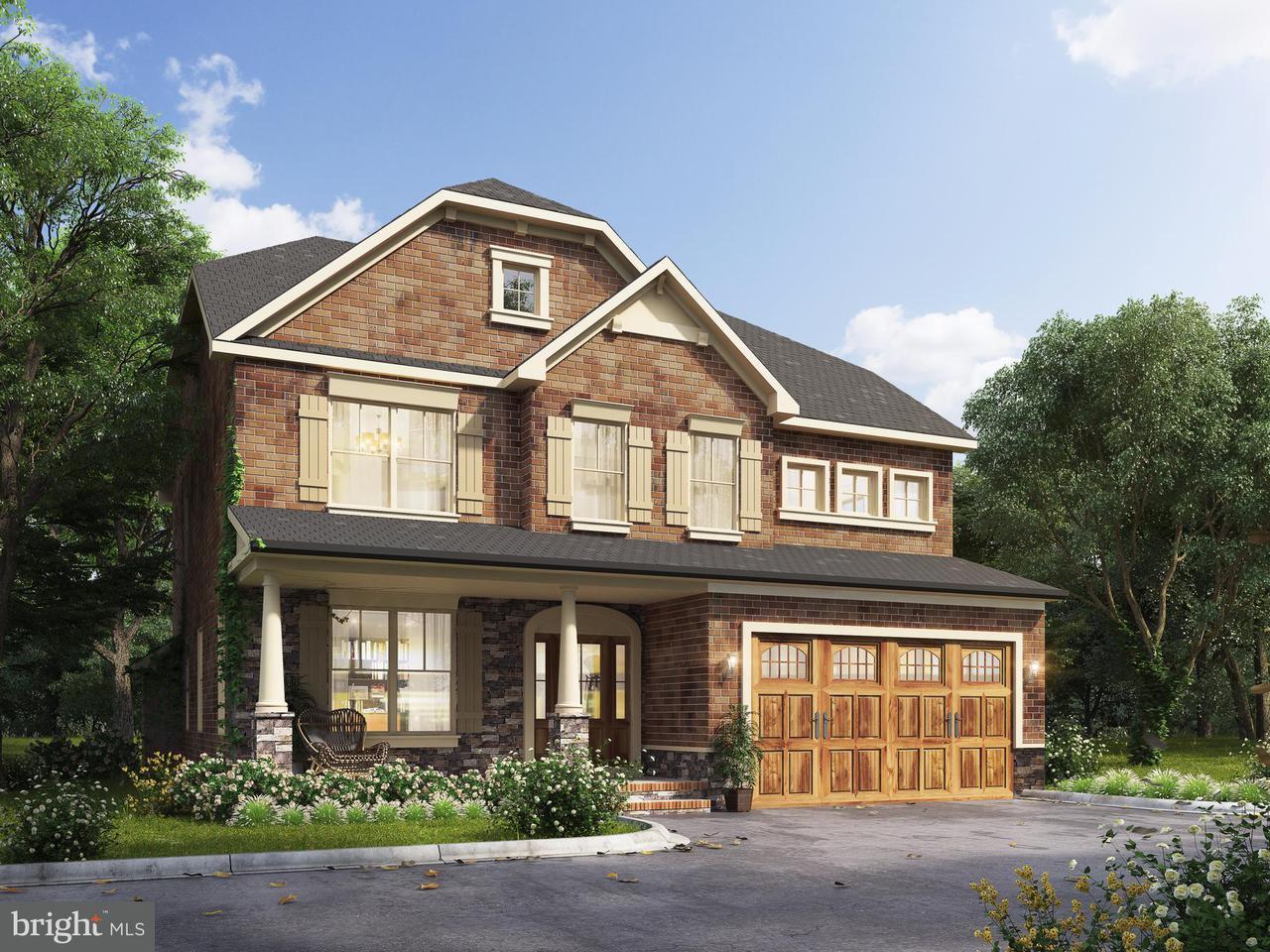 Casa Unifamiliar por un Venta en 9608 WOODLAND Road 9608 WOODLAND Road New Market, Maryland 21774 Estados Unidos