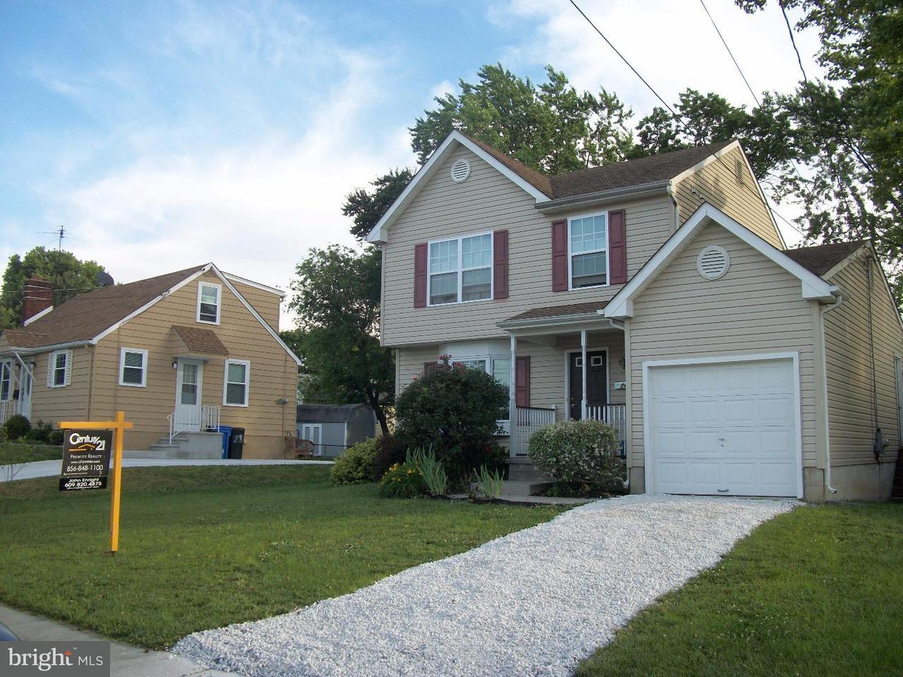 Casa Unifamiliar por un Venta en 24 PARKVIEW Drive Westville, Nueva Jersey 08093 Estados Unidos