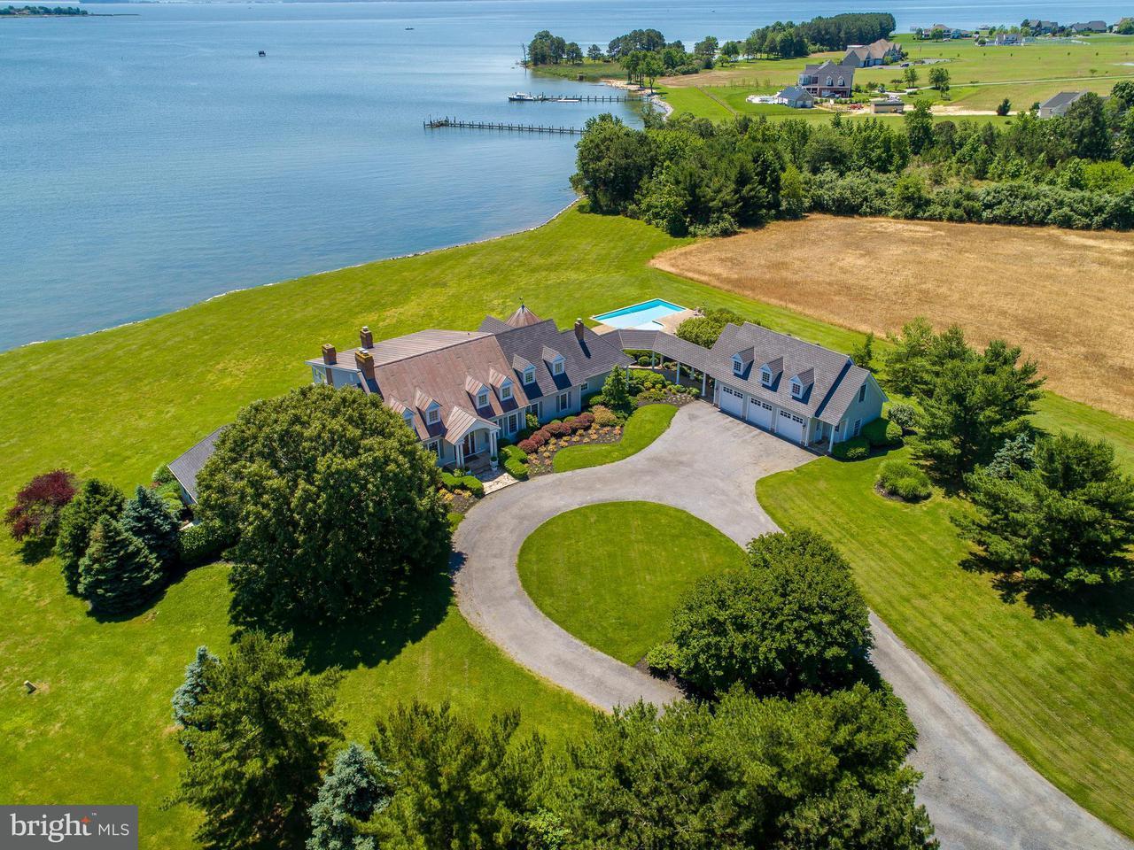 Single Family Home for Sale at 205 FANTASY Lane 205 FANTASY Lane Stevensville, Maryland 21666 United States