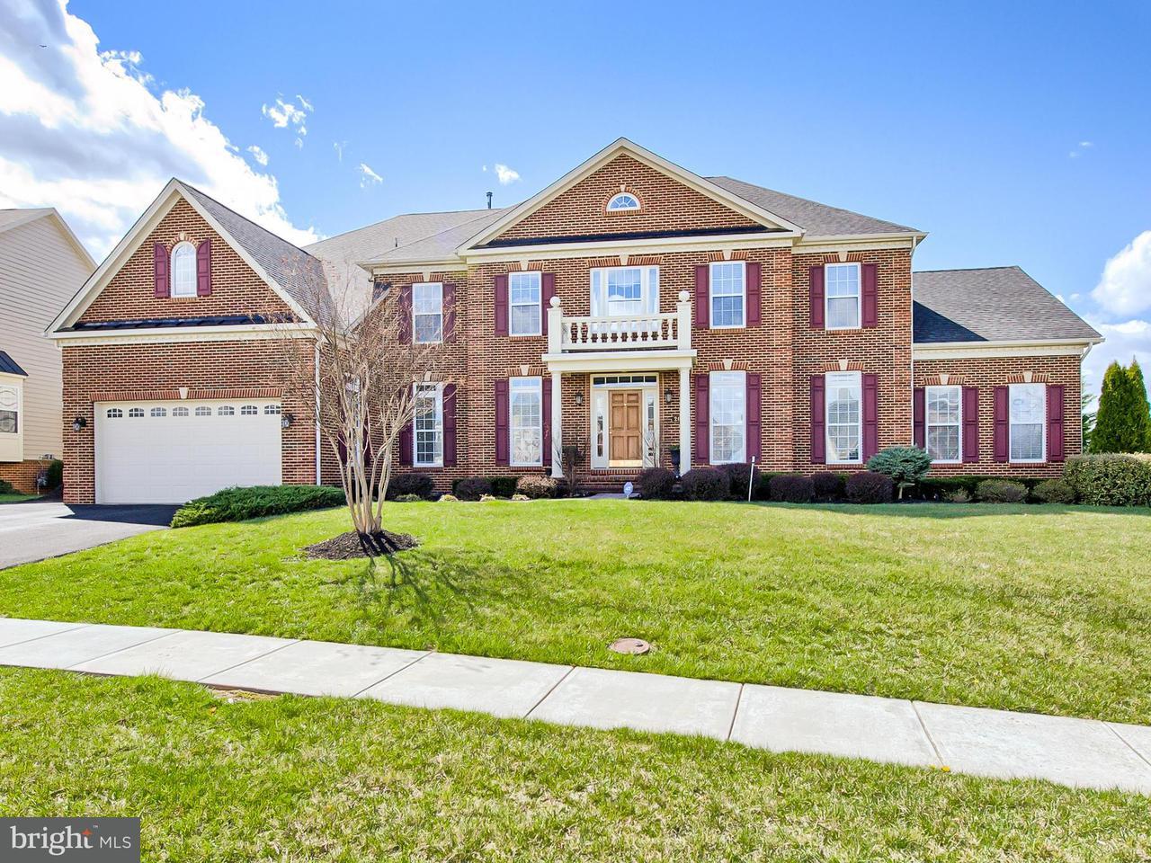 Частный односемейный дом для того Продажа на 2610 MAE WADE Avenue 2610 MAE WADE Avenue Adamstown, Мэриленд 21710 Соединенные Штаты