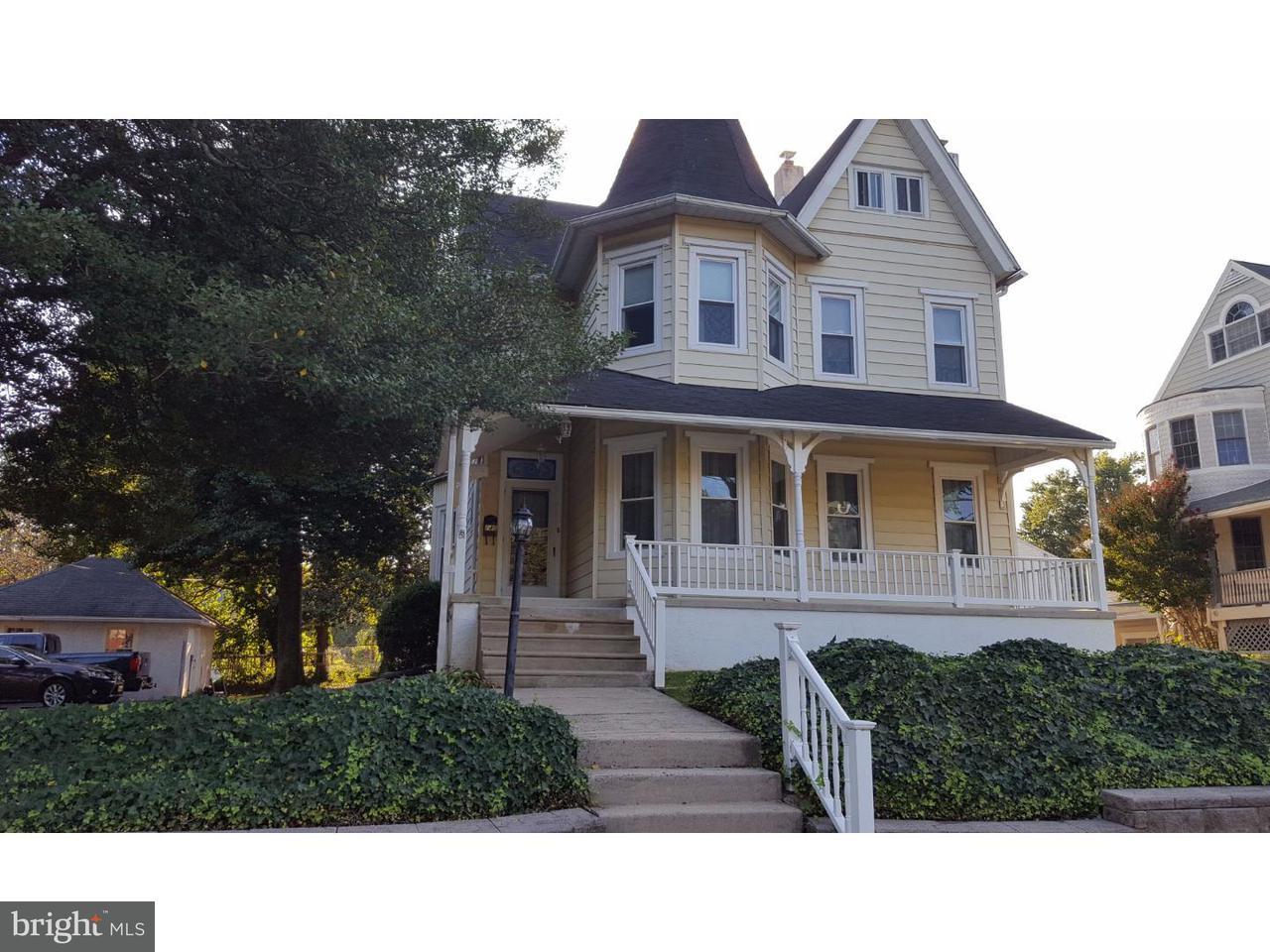 Maison unifamiliale pour l Vente à 140 W RIDLEY Avenue Norwood, Pennsylvanie 19074 États-Unis
