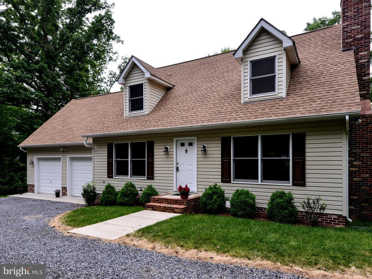 Single Family Home for Sale at 43817 DRUM CLIFF Road 43817 DRUM CLIFF Road Hollywood, Maryland 20636 United States