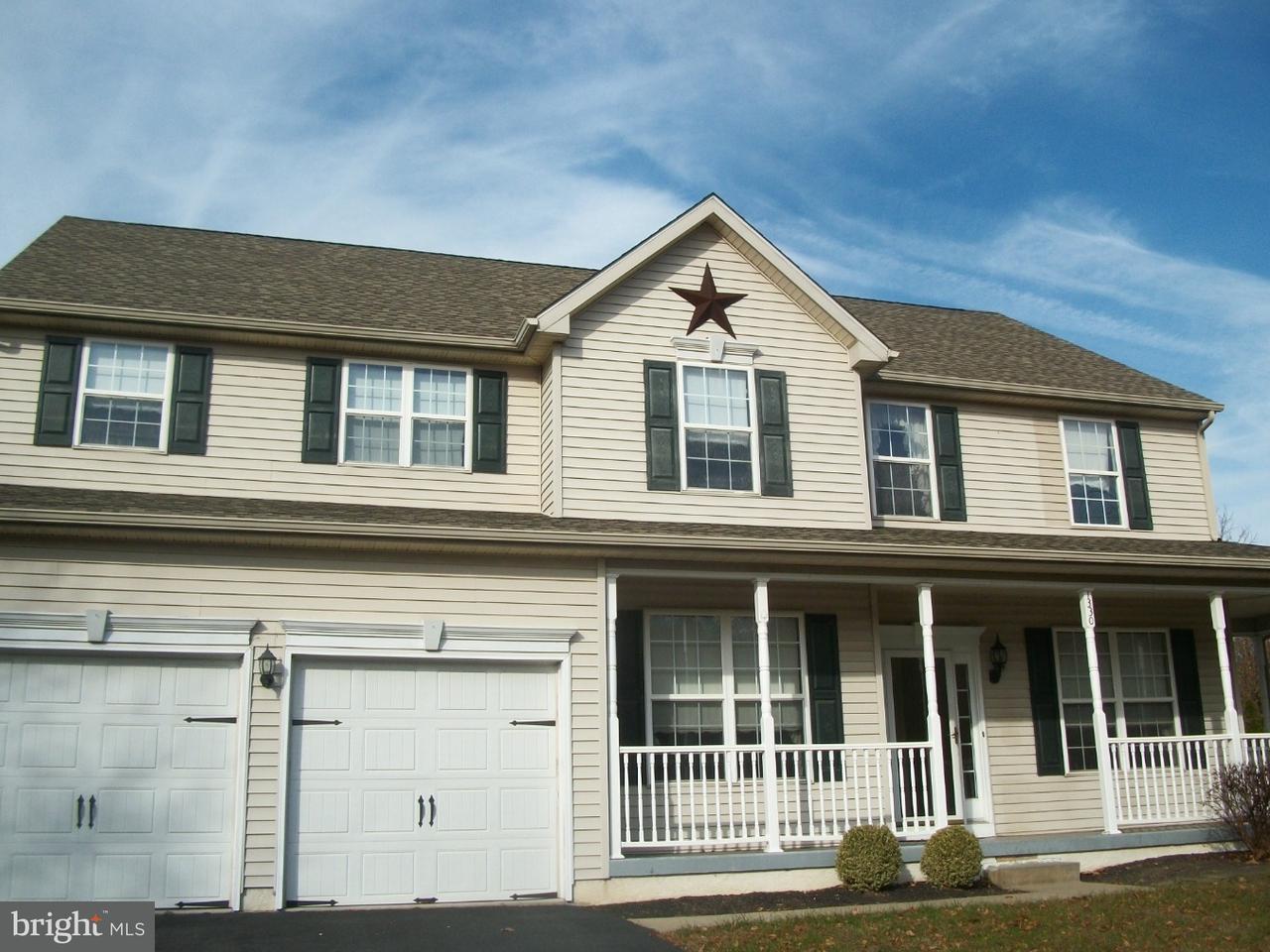 Maison unifamiliale pour l Vente à 1330 MAPLE Avenue Florence, New Jersey 08554 États-Unis