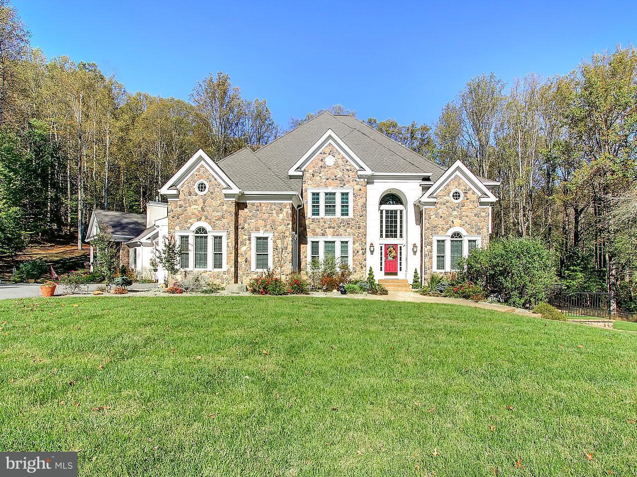 Частный односемейный дом для того Продажа на 11130 OLD CARRIAGE Road 11130 OLD CARRIAGE Road Glen Arm, Мэриленд 21057 Соединенные Штаты
