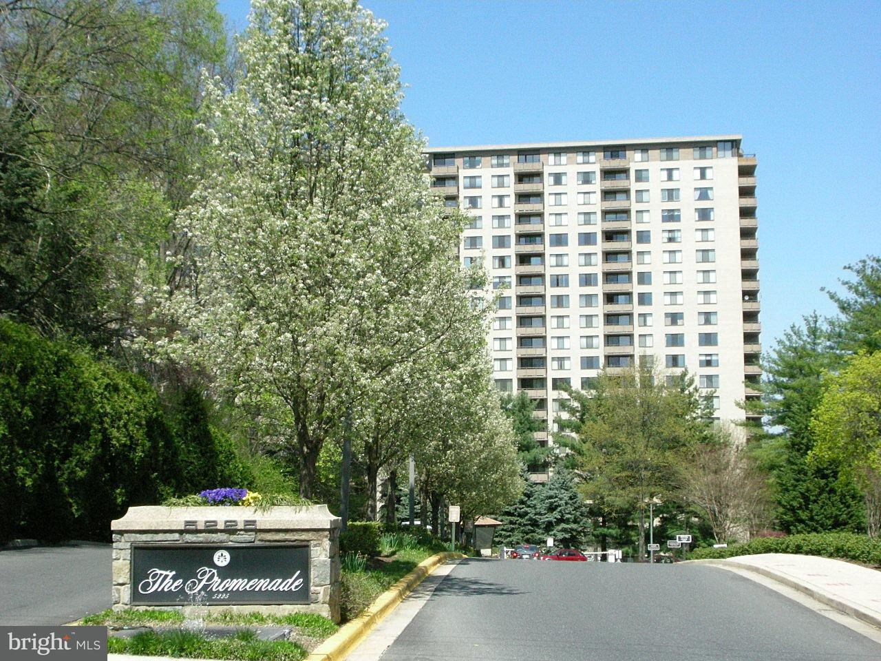Additional photo for property listing at 5225 Pooks Hill Rd #701s  Bethesda, Maryland 20814 United States