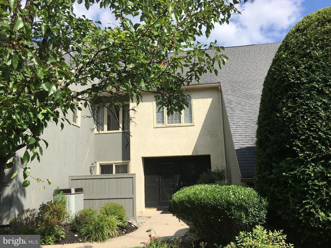 Maison accolée pour l à louer à 962 CHANTICLEER Cherry Hill, New Jersey 08003 États-Unis