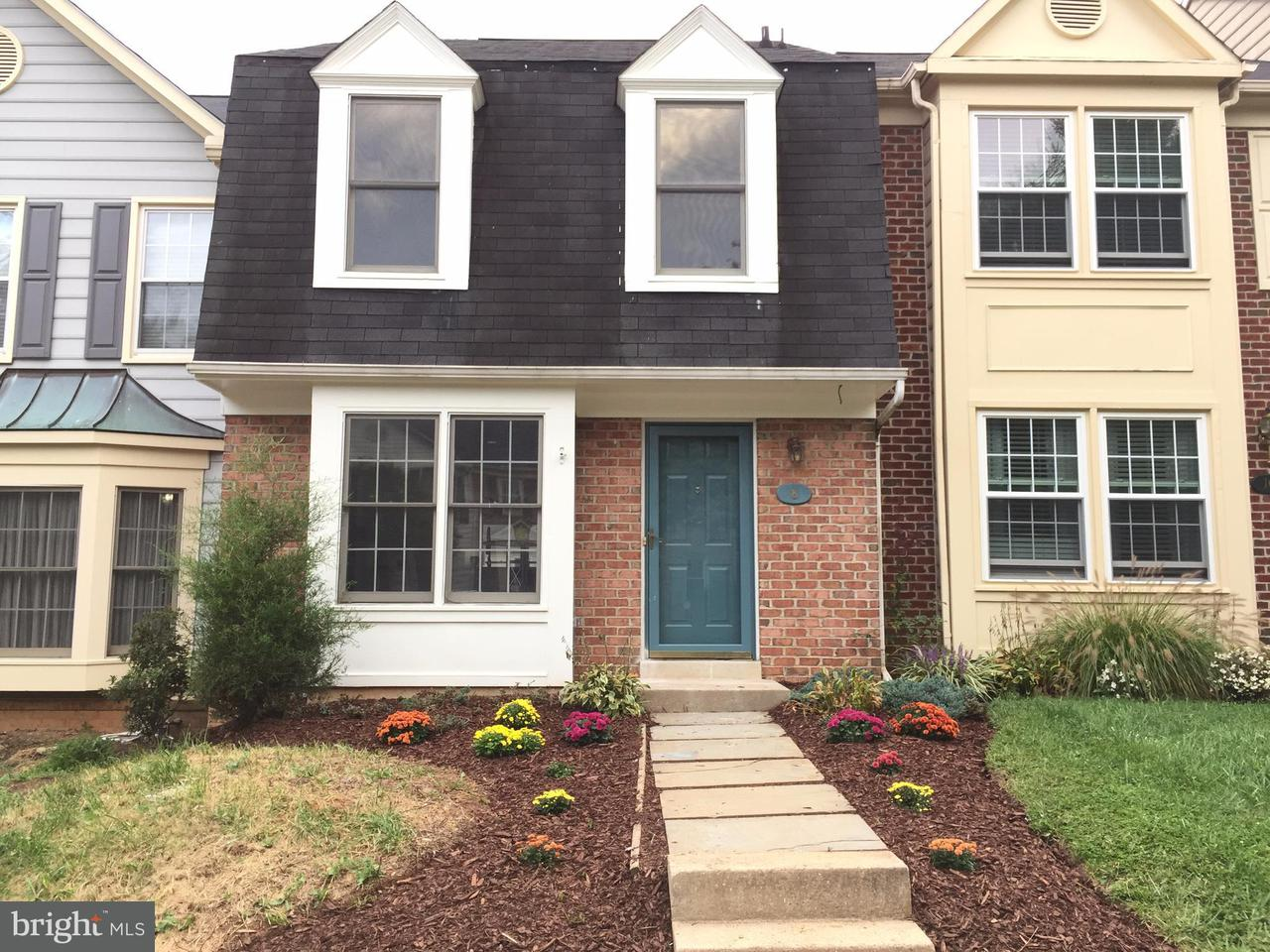 Single Family for Sale at 8 Fountain Valley Ct Montgomery Village, Maryland 20886 United States