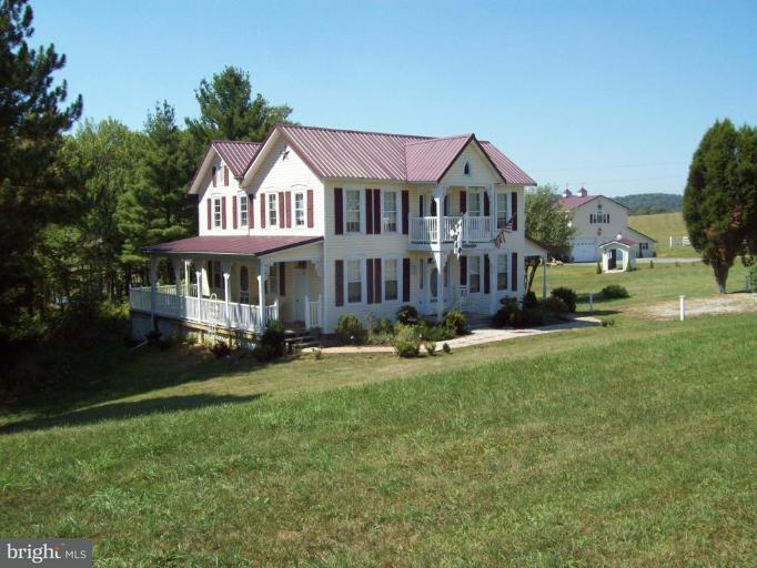 Farm for Sale at 2609 BLOOMING ROSE Road 2609 BLOOMING ROSE Road Friendsville, Maryland 21531 United States