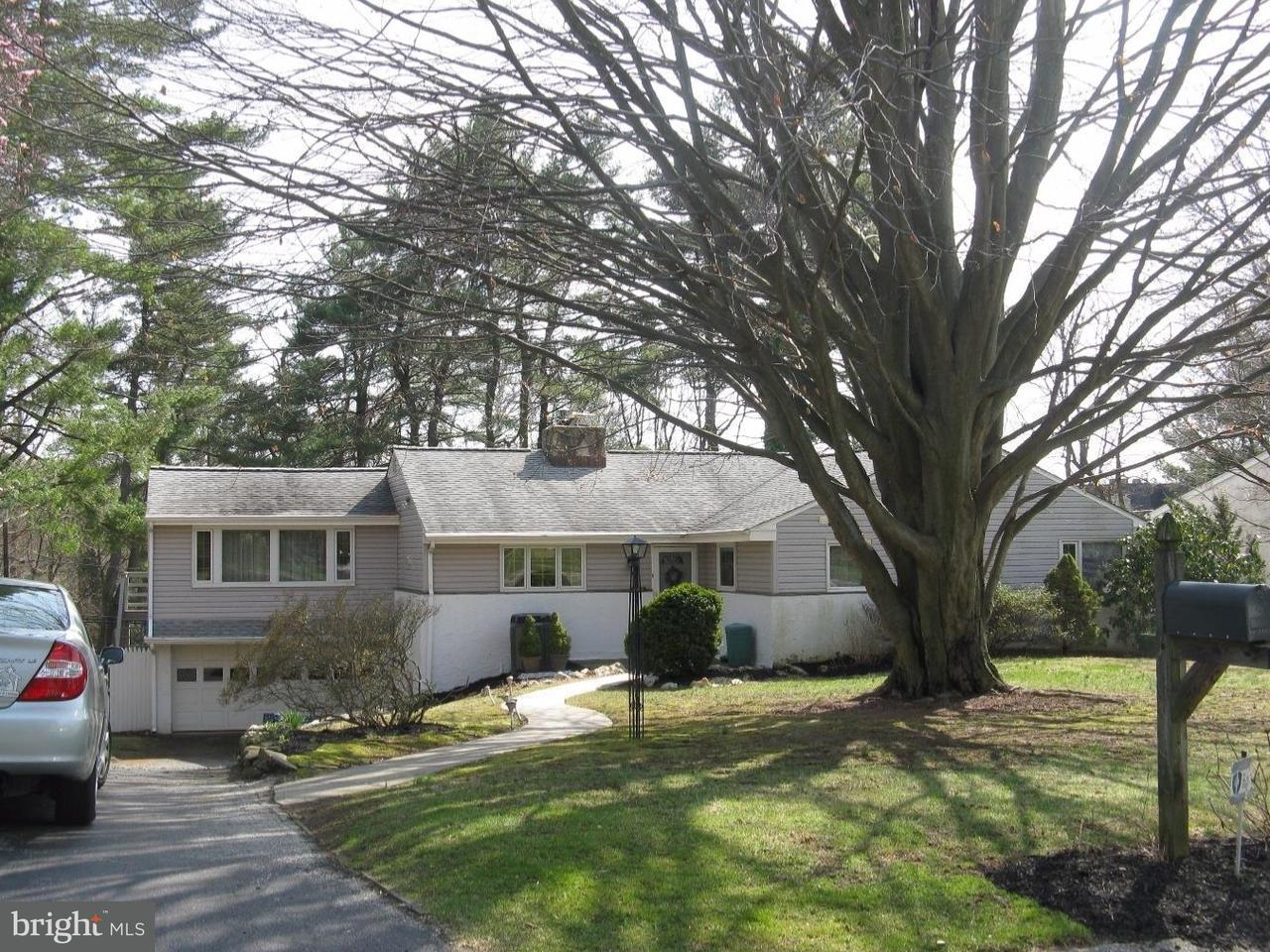 Single Family Home for Rent at 107 RIDGEFIELD Road Newtown Square, Pennsylvania 19073 United States
