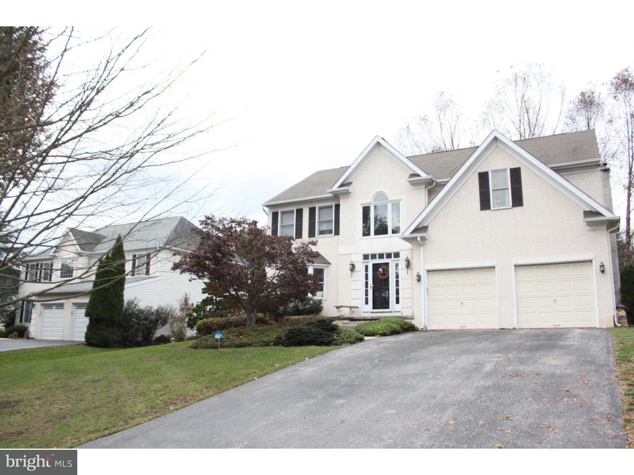 Single Family Home for Sale at 538 OLIVIA WAY Lafayette Hill, Pennsylvania 19444 United States