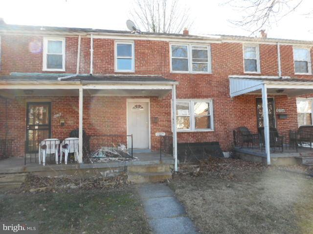 Single Family for Sale at 1027 Reverdy Rd Baltimore, Maryland 21212 United States