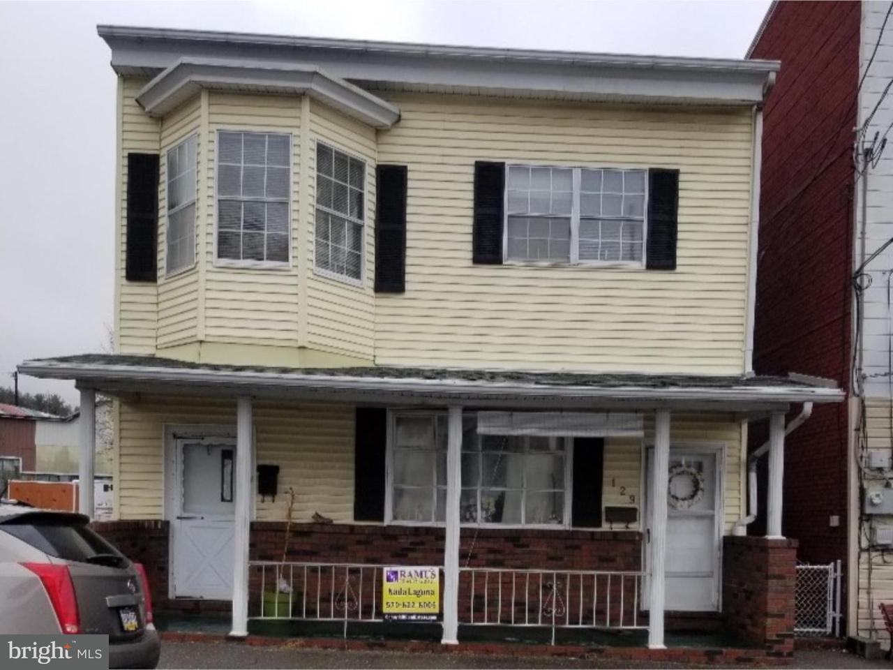 独户住宅 为 销售 在 129 N 2ND Street St. Clair, 宾夕法尼亚州 17970 美国