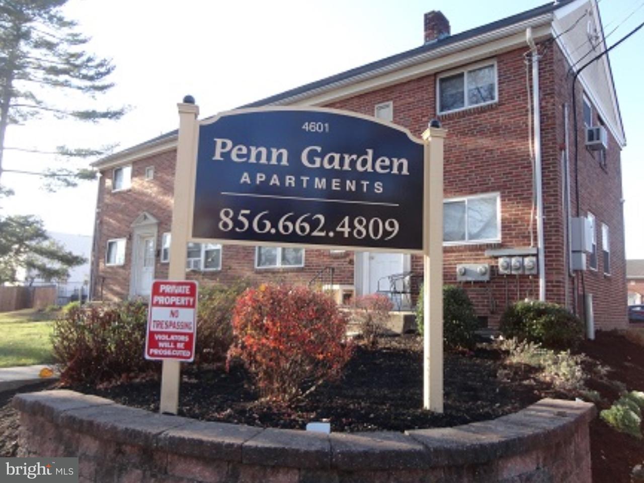 Maison accolée pour l à louer à 4601 HIGH Street Pennsauken, New Jersey 08110 États-Unis