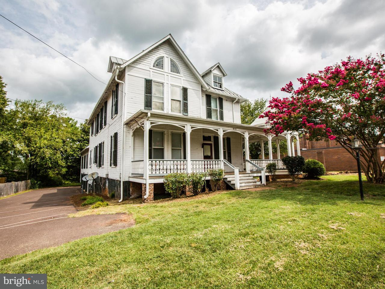 Multi-Family Home for Sale at 310 E PIEDMONT Street 310 E PIEDMONT Street Culpeper, Virginia 22701 United States