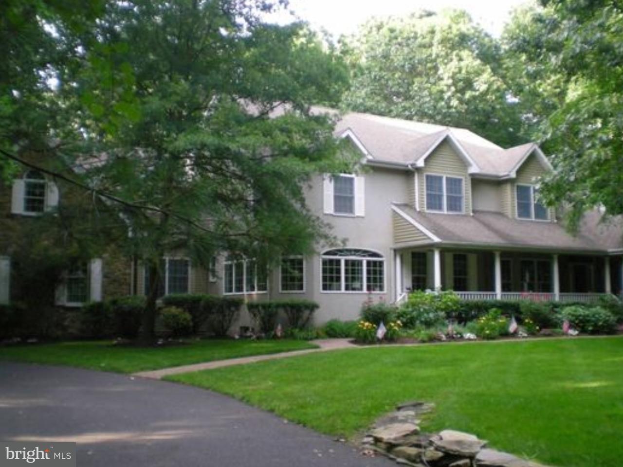 Maison unifamiliale pour l Vente à 5 SHAWNEE Drive Wenonah, New Jersey 08090 États-Unis