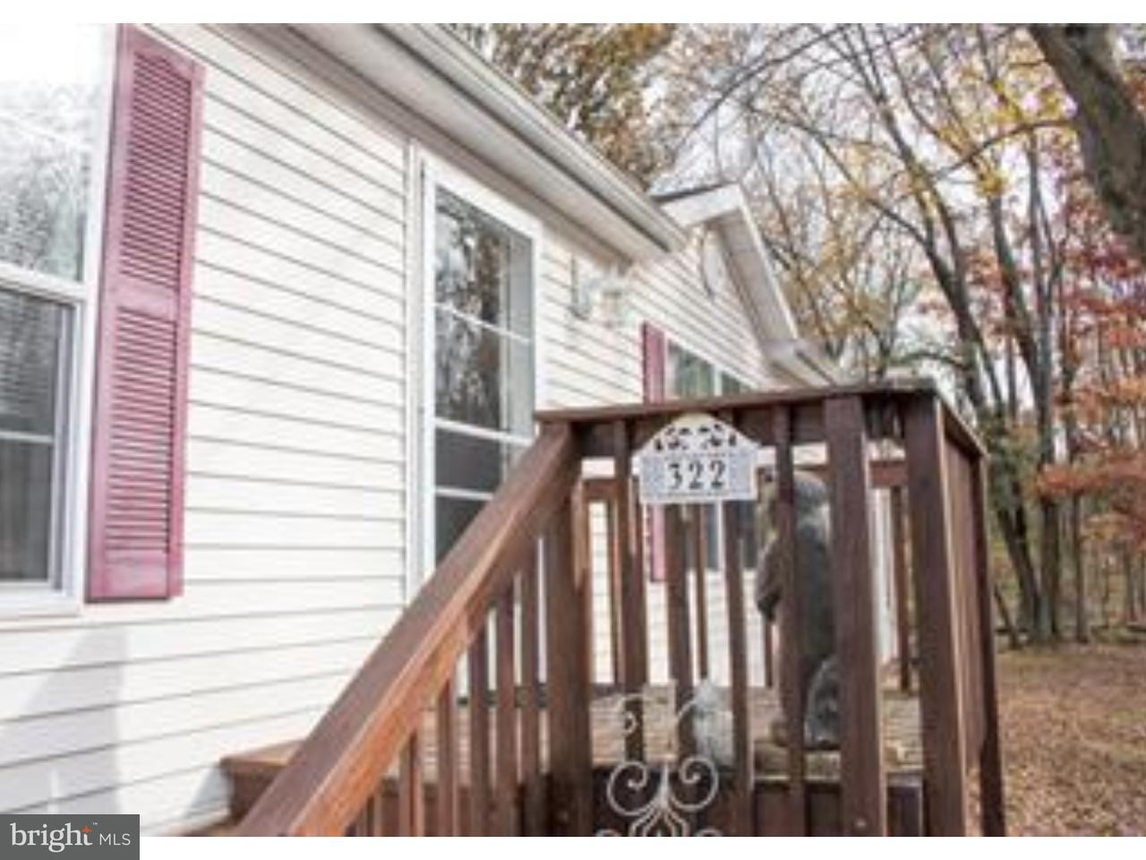 Mobile Homes for Sale at 232 YANKEE Road Quakertown, Pennsylvania 18951 United States