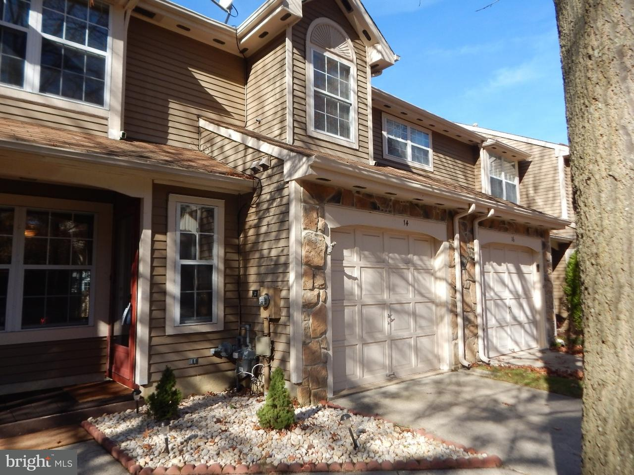 Townhouse for Rent at 14 LAVISTER Drive Mount Laurel, New Jersey 08054 United States