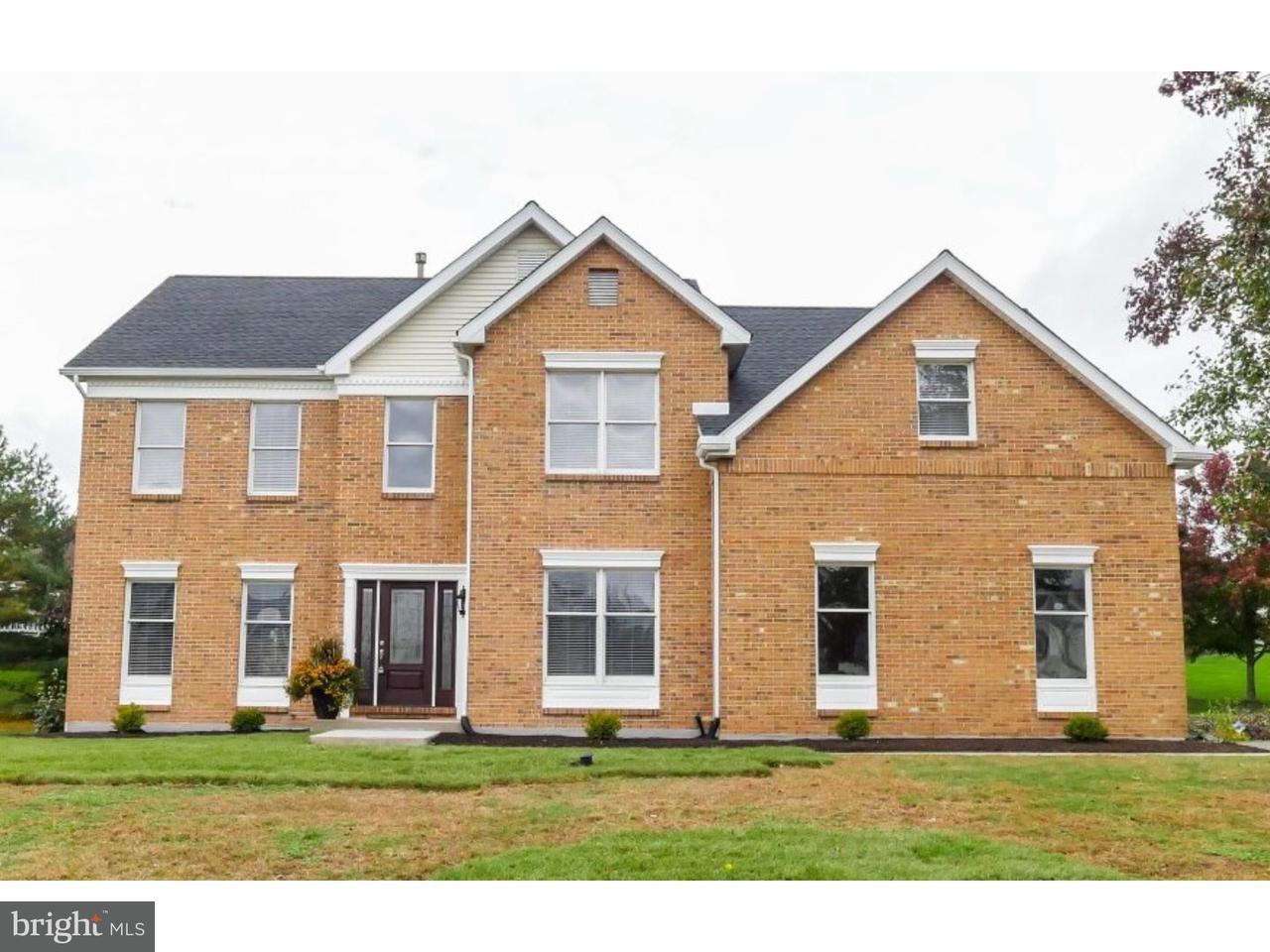 Casa Unifamiliar por un Venta en 1413 RIDGEWOOD Lane Newtown, Pennsylvania 18940 Estados Unidos