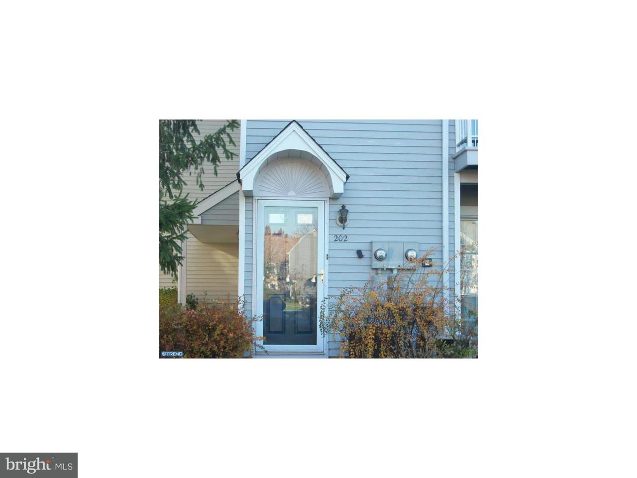 联栋屋 为 出租 在 202 WIMBLEDON WAY Blackwood, 新泽西州 08012 美国