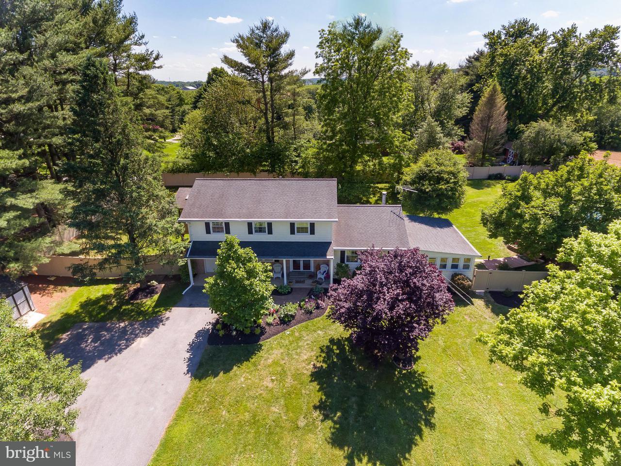 Частный односемейный дом для того Продажа на 11616 CAMP CONE Road 11616 CAMP CONE Road Glen Arm, Мэриленд 21057 Соединенные Штаты