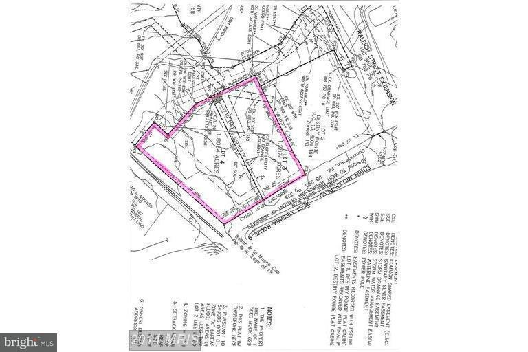 Land für Verkauf beim FORBES Drive FORBES Drive Martinsburg, West Virginia 25402 Vereinigte Staaten