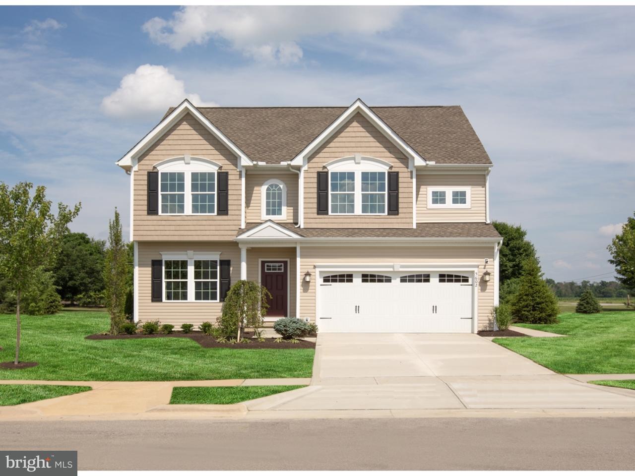Maison unifamiliale pour l Vente à 200 PEAR TREE Court Delran, New Jersey 08075 États-Unis