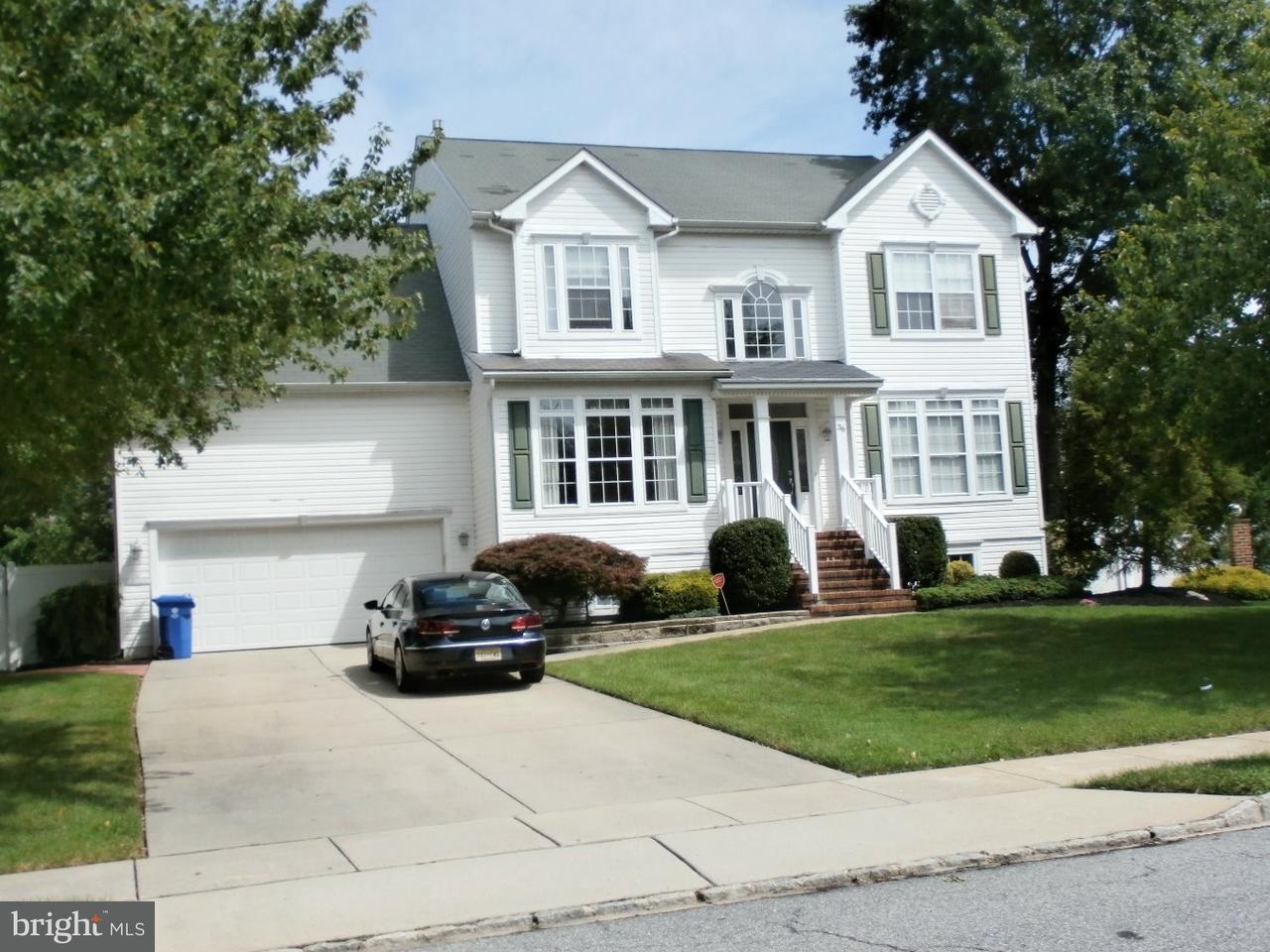 Maison unifamiliale pour l à louer à 36 BRITTANY BLVD Evesham, New Jersey 08053 États-Unis