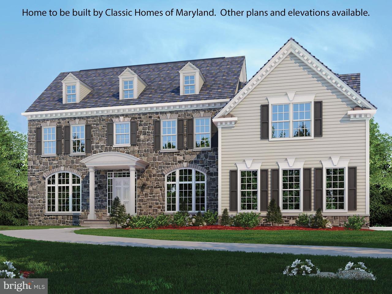 Single Family Home for Sale at 9100 Rouen Lane 9100 Rouen Lane Potomac, Maryland 20854 United States