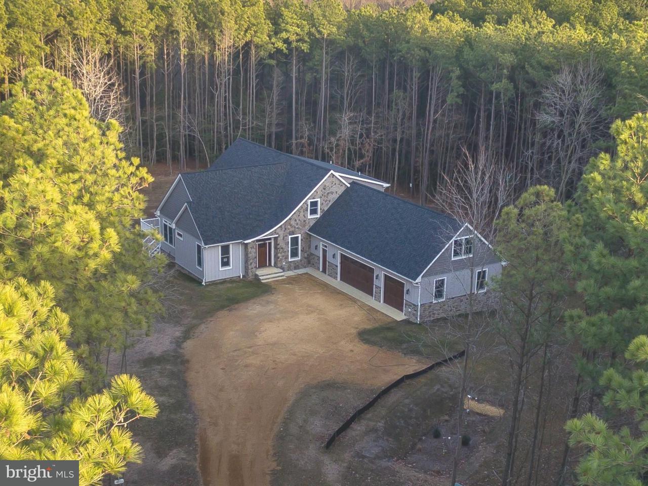 Частный односемейный дом для того Продажа на 18750 Pine View Way 18750 Pine View Way Lexington Park, Мэриленд 20653 Соединенные Штаты