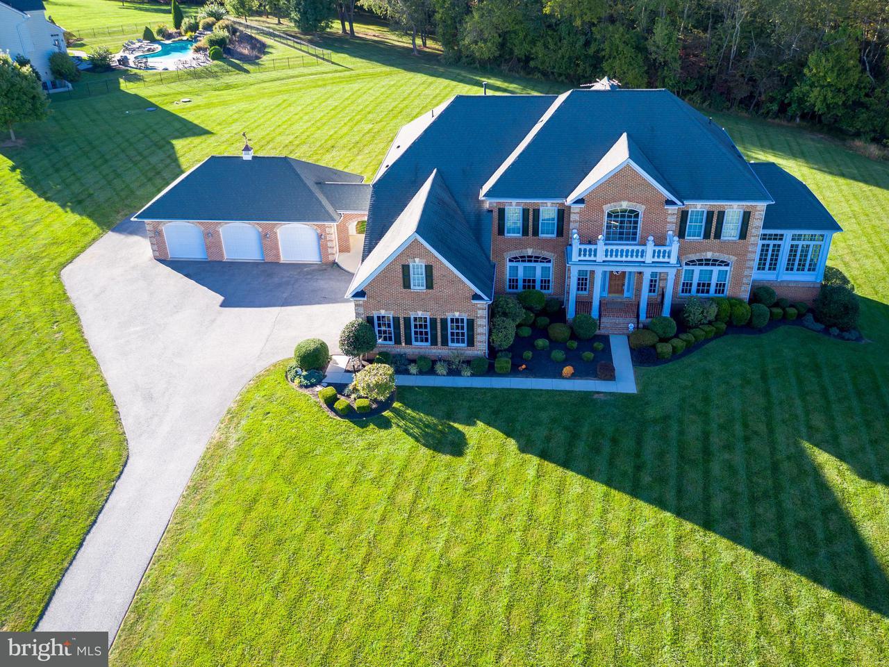 Maison unifamiliale pour l Vente à 4322 LAKE FOREST Court 4322 LAKE FOREST Court Finksburg, Maryland 21048 États-Unis