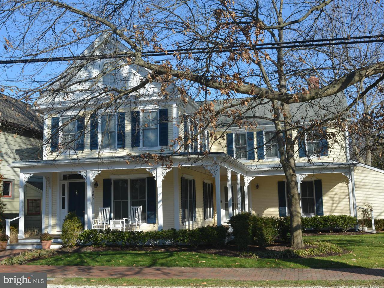 Villa per Vendita alle ore 305 MORRIS ST S 305 MORRIS ST S Oxford, Maryland 21654 Stati Uniti