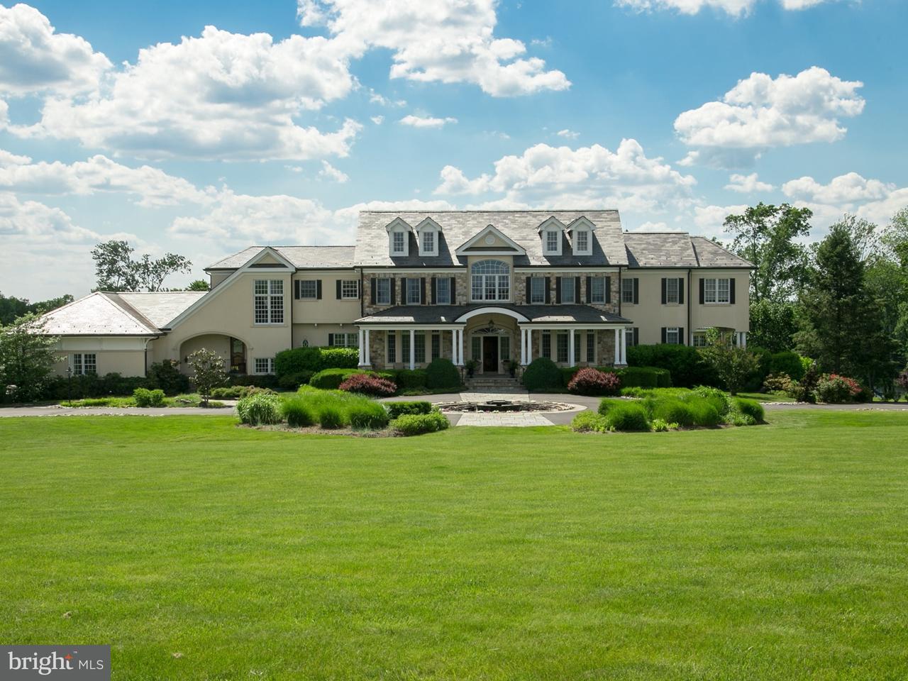 Частный односемейный дом для того Продажа на 131-133 HARBOURTON WOODSVILLE Road Lambertville, Нью-Джерси 08530 Соединенные ШтатыВ/Около: Hopewell Township