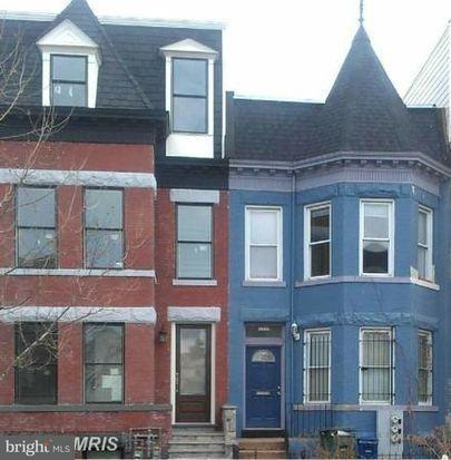 Other Residential for Rent at 1719 4th St NW Washington, District Of Columbia 20001 United States