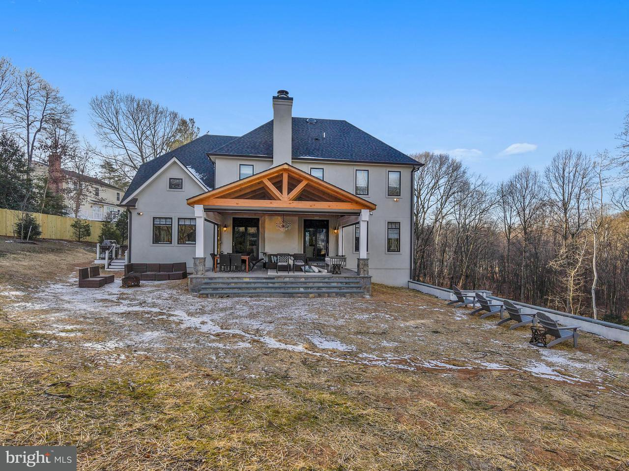 Single Family Home for Sale at 3309 FOX MILL Road 3309 FOX MILL Road Oakton, Virginia 22124 United States