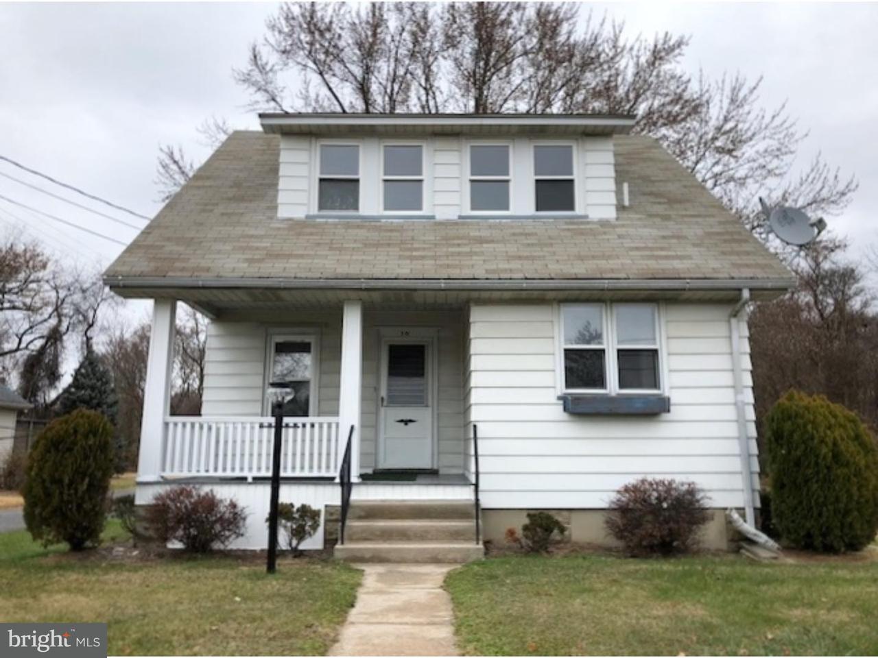 Maison unifamiliale pour l à louer à 30 CHURCHTOWN Road Pennsville, New Jersey 08070 États-Unis