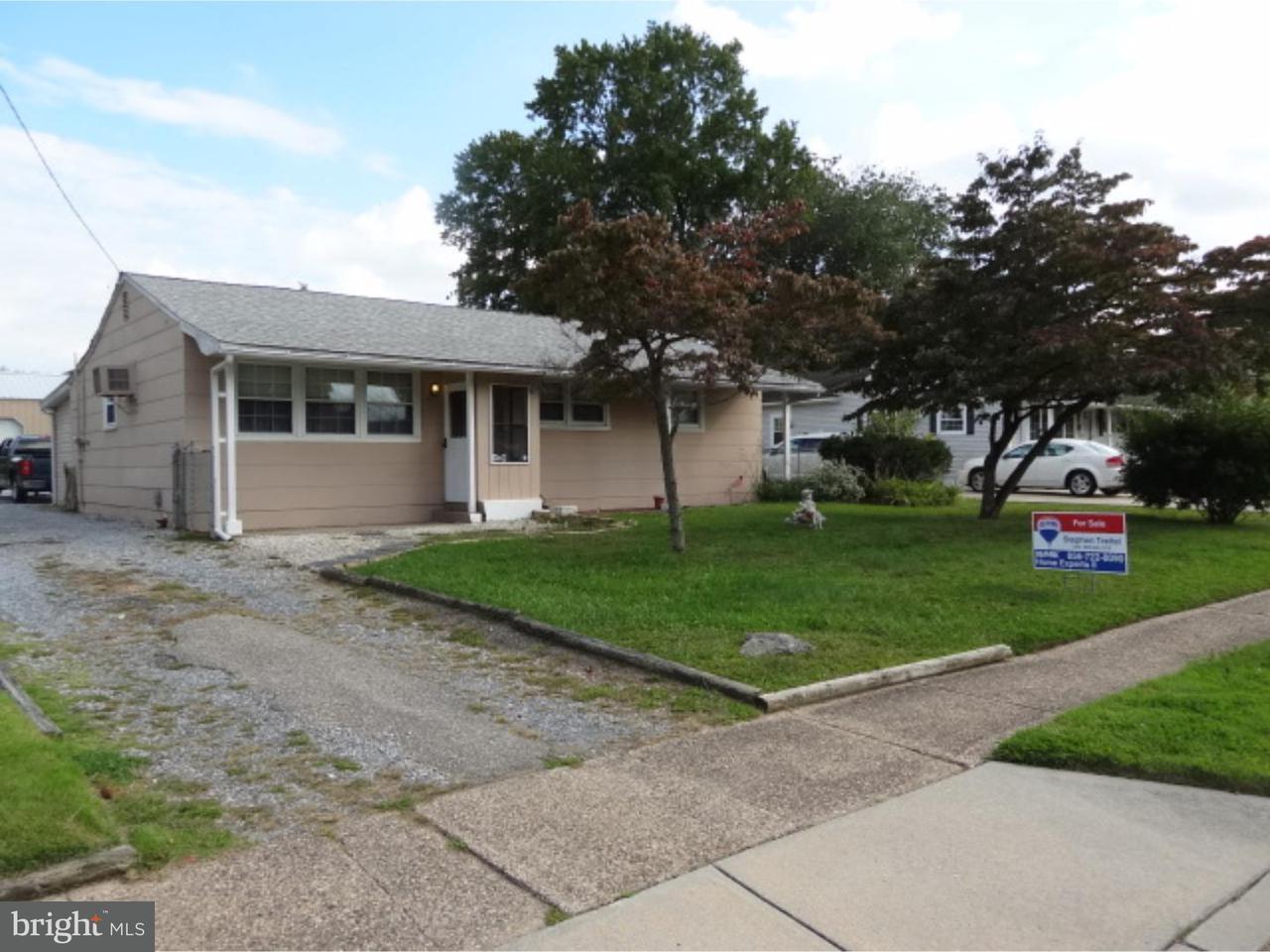 独户住宅 为 销售 在 41 CRAIG Drive Woodbury, 新泽西州 08096 美国