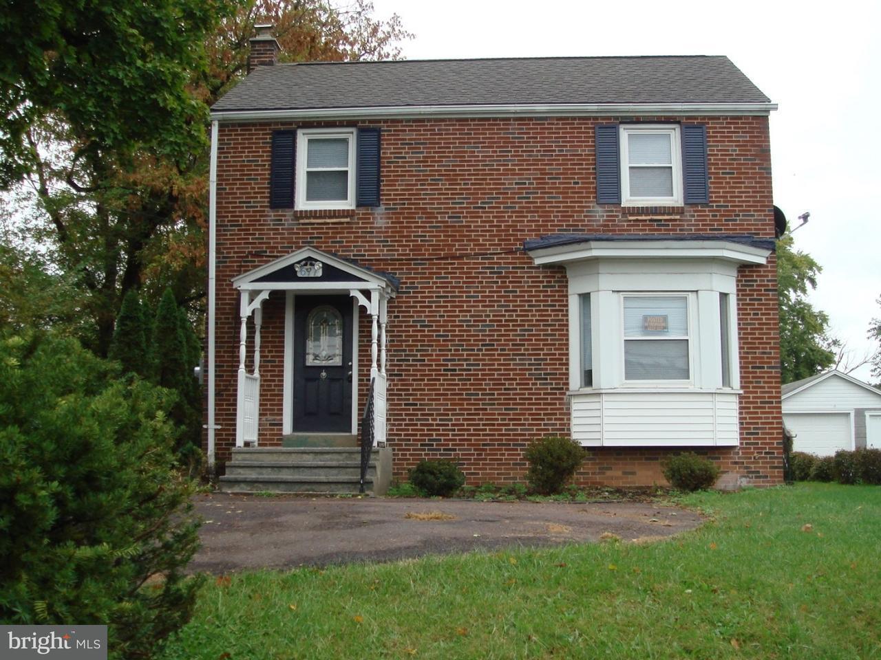 Casa Unifamiliar por un Venta en 677 LINCOLN Road Birdsboro, Pennsylvania 19508 Estados Unidos