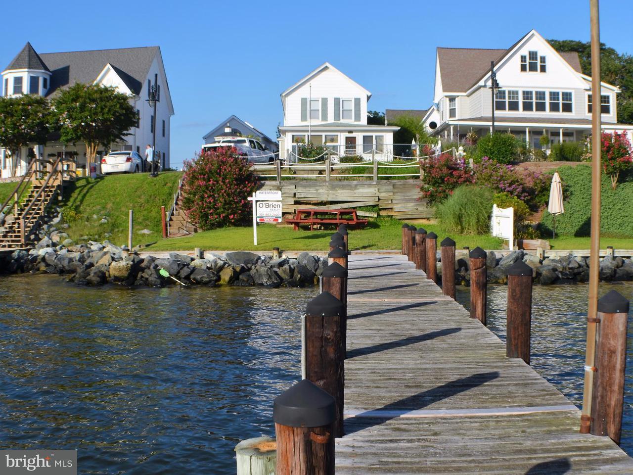 Maison unifamiliale pour l Vente à 14752 PATUXENT Avenue 14752 PATUXENT Avenue Solomons, Maryland 20688 États-Unis