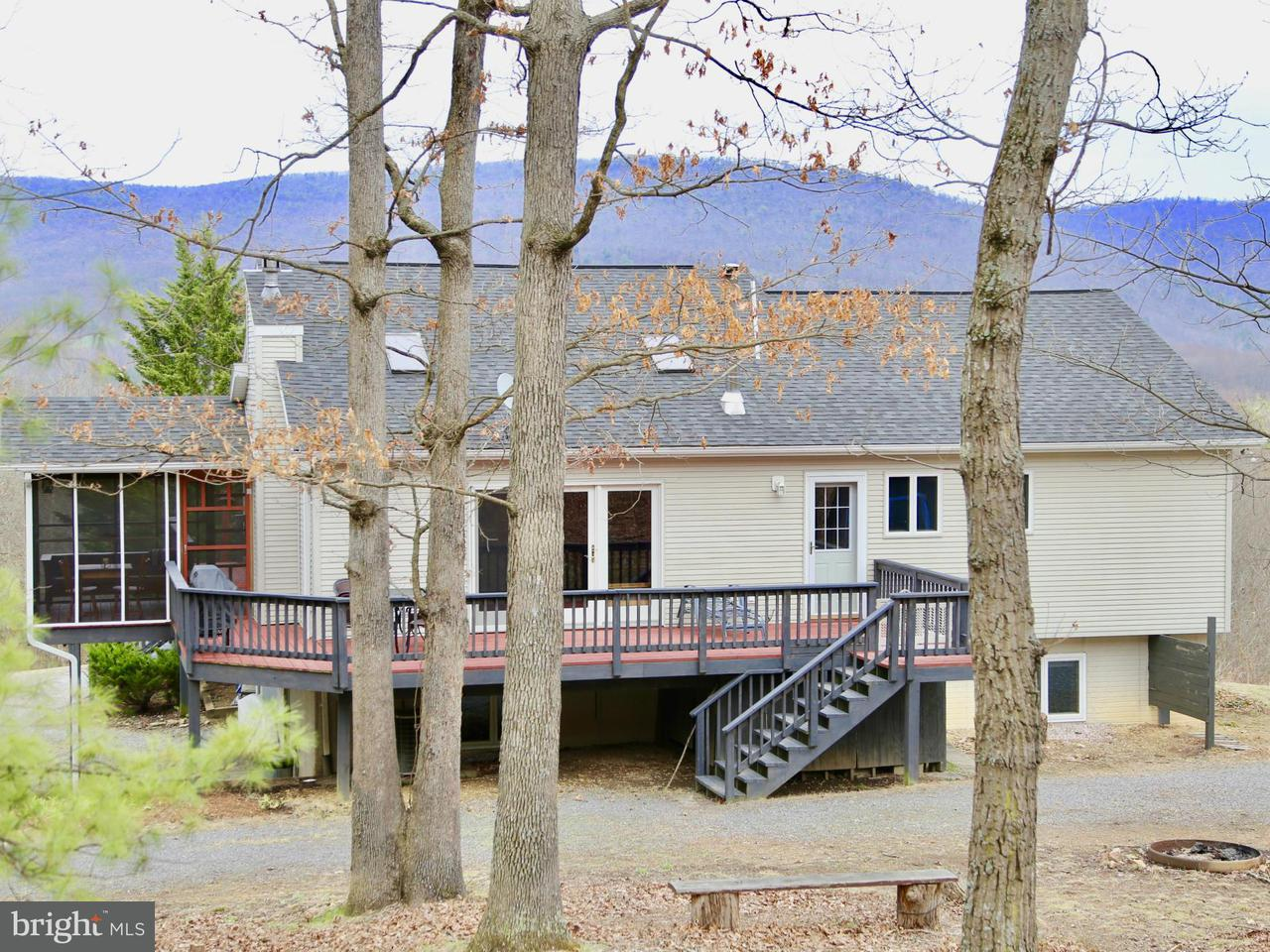 Single Family for Sale at 563 High Ln Mathias, West Virginia 26812 United States