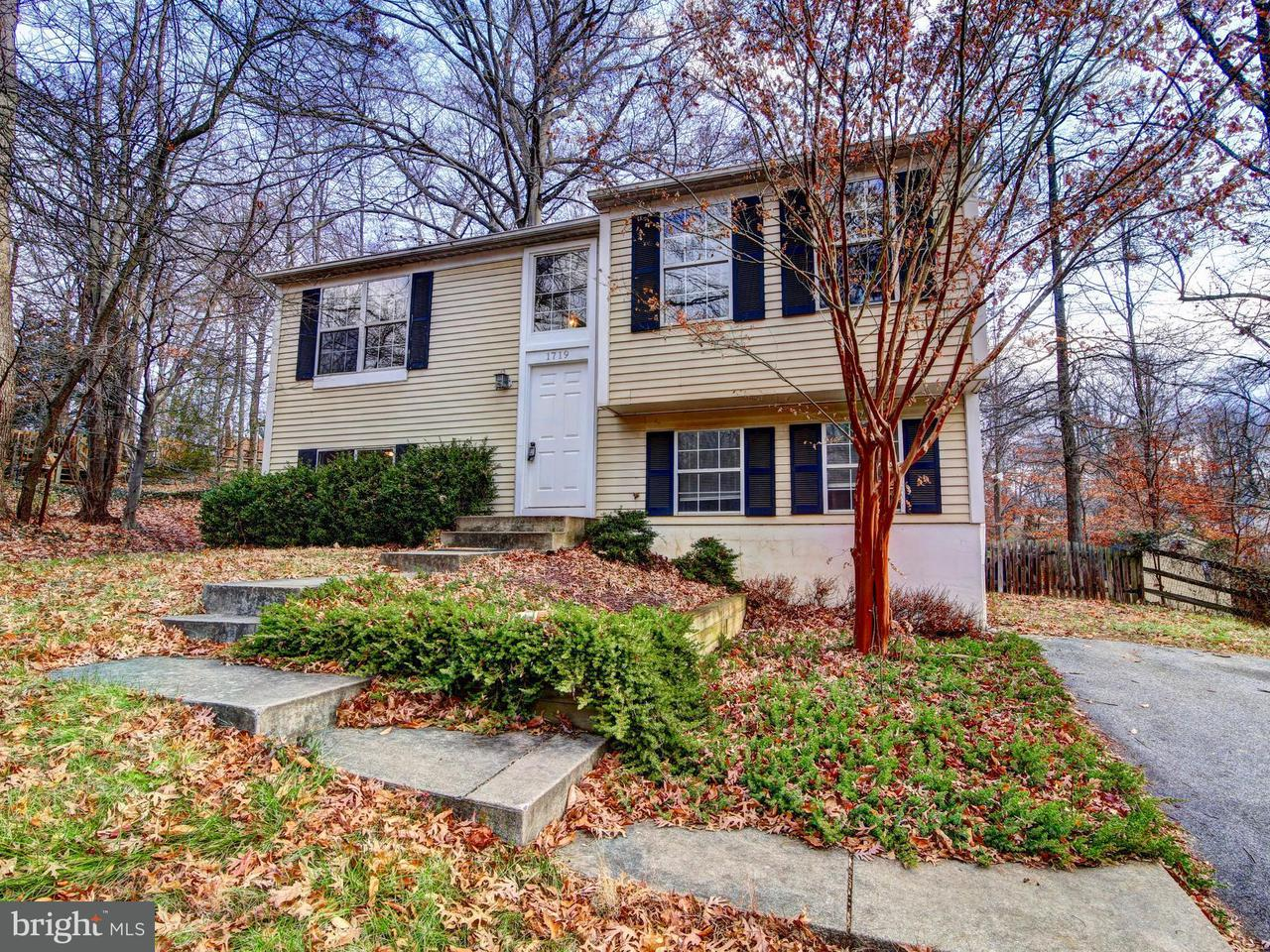 Single Family for Sale at 1719 Brookshire Run Point Of Rocks, Maryland 21777 United States