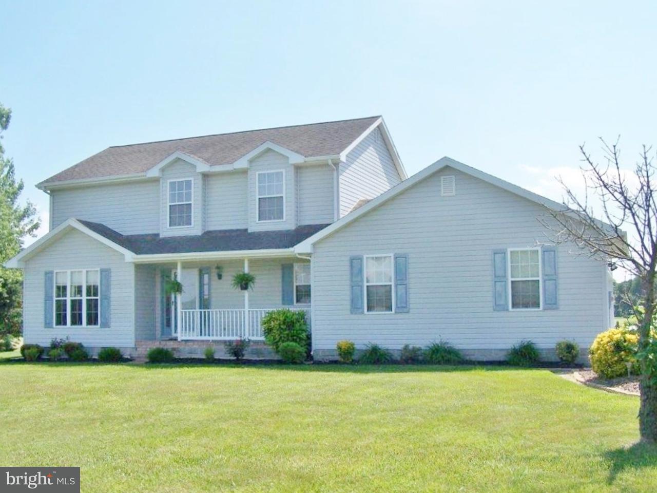 Casa Unifamiliar por un Venta en 25648 GREEN BRIAR Road Seaford, Delaware 19973 Estados Unidos