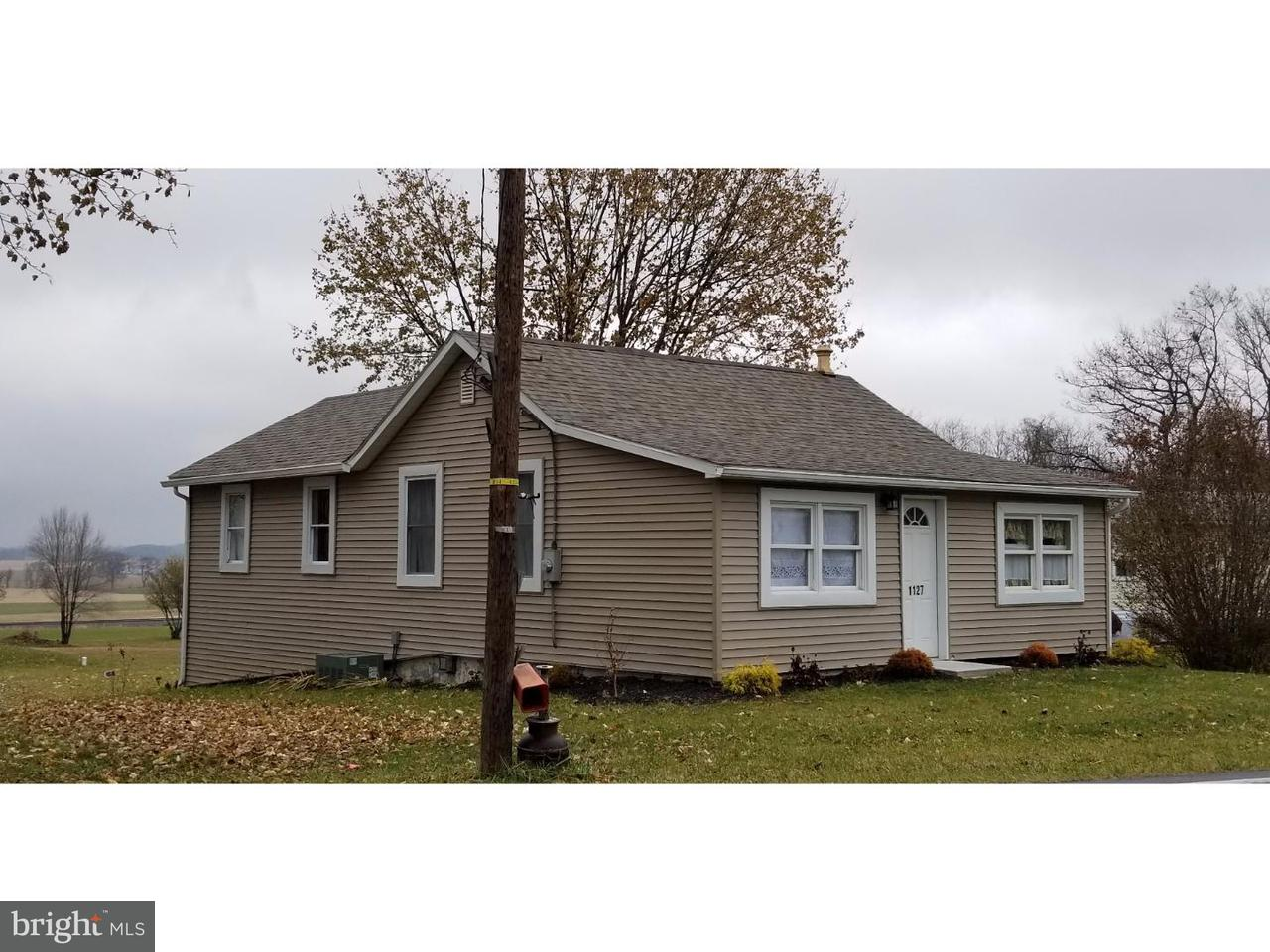 Single Family Home for Rent at 1127 StreetATE Street Mertztown, Pennsylvania 19539 United States