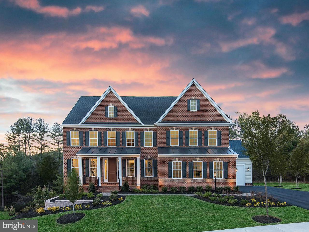 Частный односемейный дом для того Продажа на 3094 DESMOND Place 3094 DESMOND Place Ijamsville, Мэриленд 21754 Соединенные Штаты
